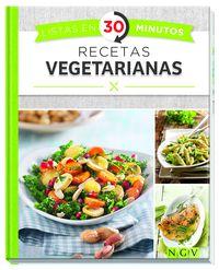 Recetas Vegetarianas - Aa. Vv.
