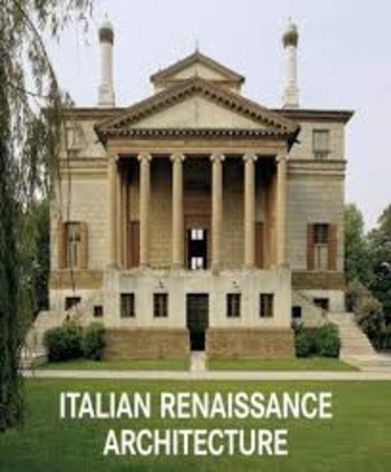 ARQUITECTURA ITALIANA DEL RENACIMIENTO