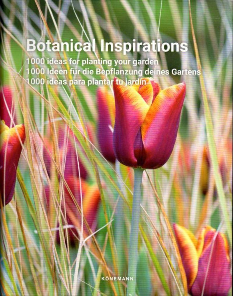 BOTANICAL INSPIRATIONS - 1000 IDEAS PARA PLANTAR TU JARDIN