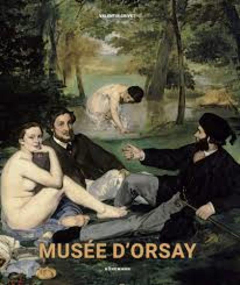 Musee D'orsay - Valentin Grivet