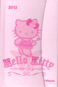 2012 - AGENDA HELLO KITTY
