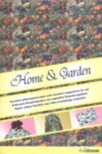 HOME & GARDEN (PAPEL REGALO)