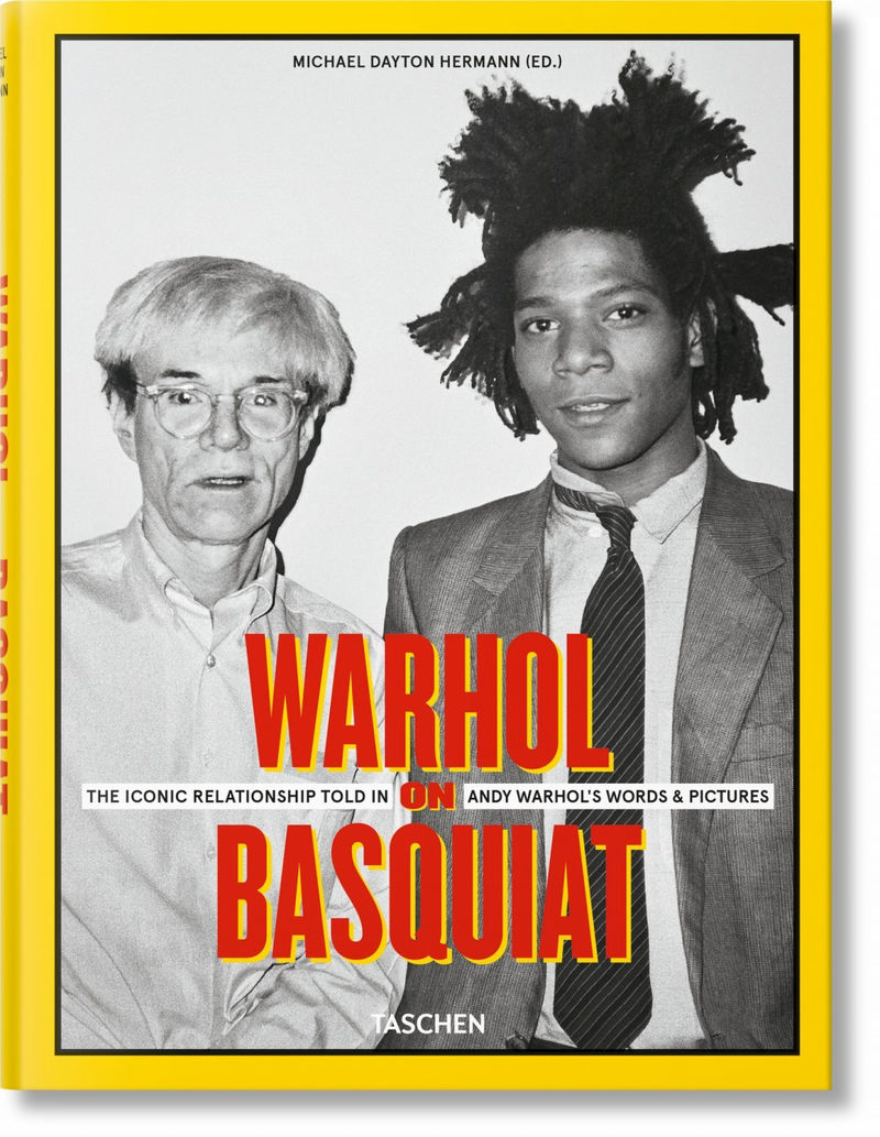 WARHOL ON BASQUIAT - ANDY WARHOL'S WORDS AND PICTURES
