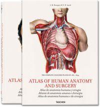 Atlas Of Human Anatomy And Surgery - Jean-marie  Le Minor  /  Henri  Sick