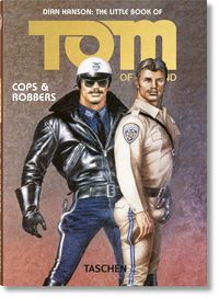 LITTLE BOOK OF TOM - COPS & ROBBERS