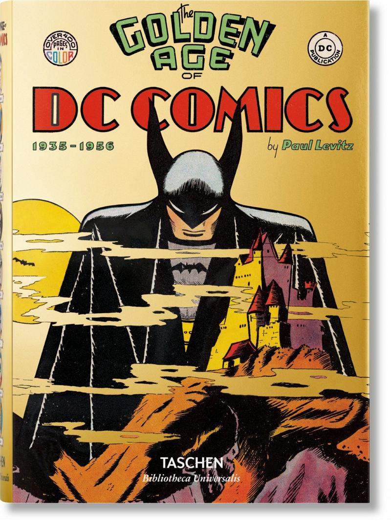 DC COMICS GOLDEN AGE (1935-1956)