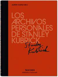 Los archivos personales de stanley kubrick - Alison Castle