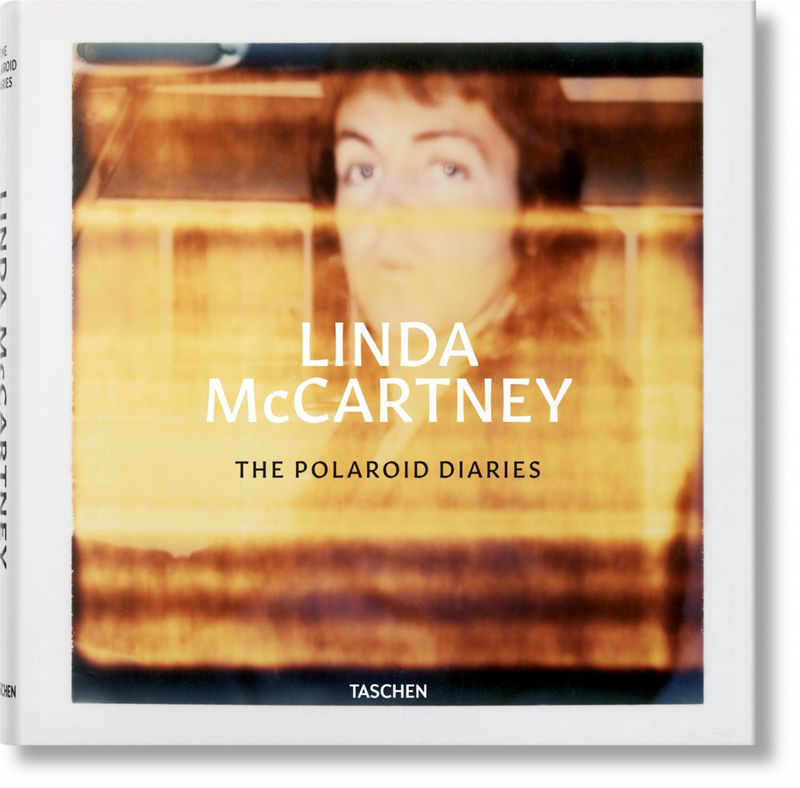 LINDA MCCARTNEY - THE POLAROID DIARIES