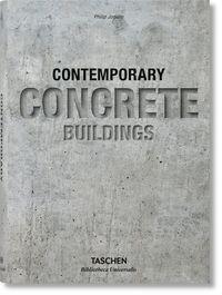 CONTEMPORARY CONCRETE BUILDINGS = EDIFICIOS DE HORMIGON