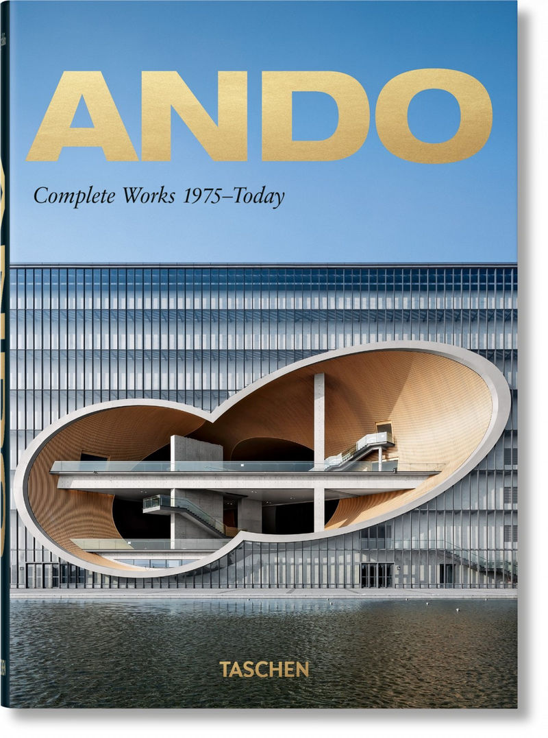 ANDO - COMPLETE WORKS 1975-TODAY (ED 40 ANIVERSARIO)