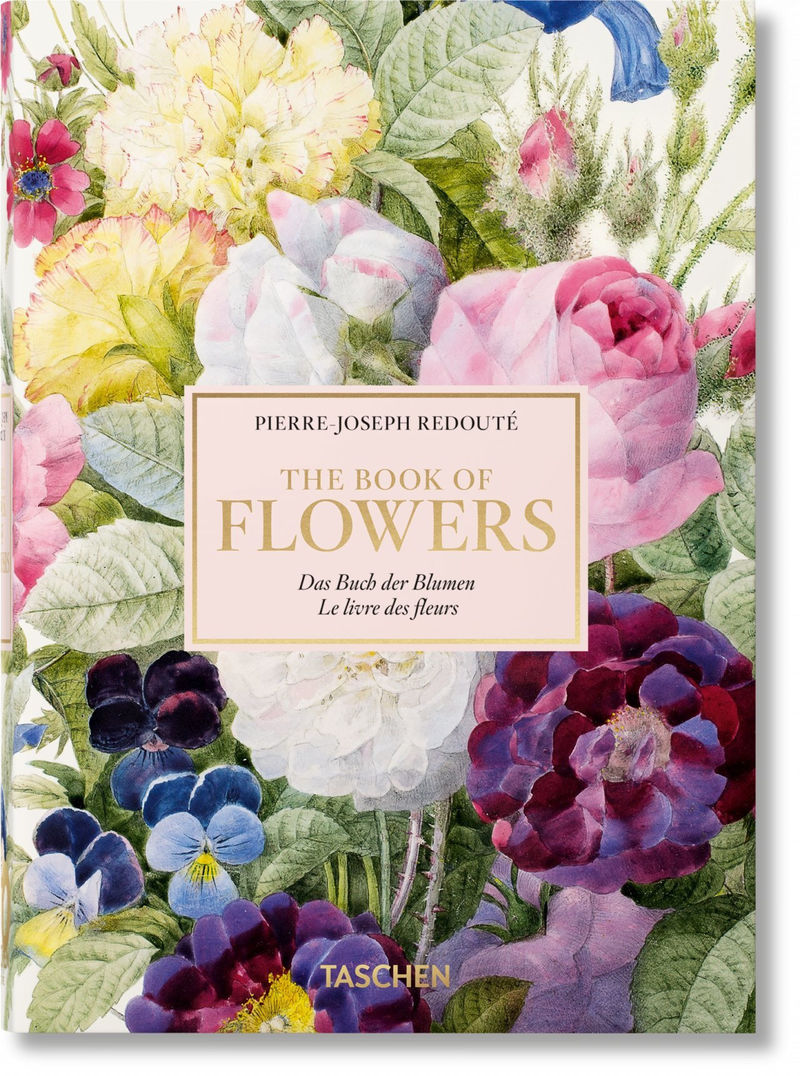 BOOK OF FLOWERS, THE (40º ANIVERSARIO TASCHEN)