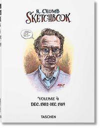 SKETCHBOOK 4 (1982-1989)