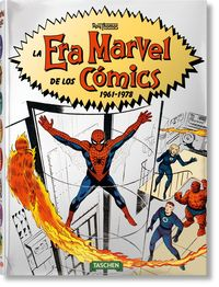 ERA MARVEL DE LOS COMICS, LA