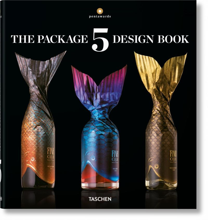 PACKAGE DESIGN BOOK, THE 5