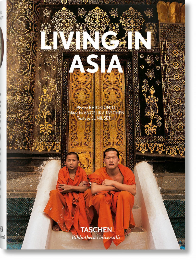 LIVING IN ASIA 1