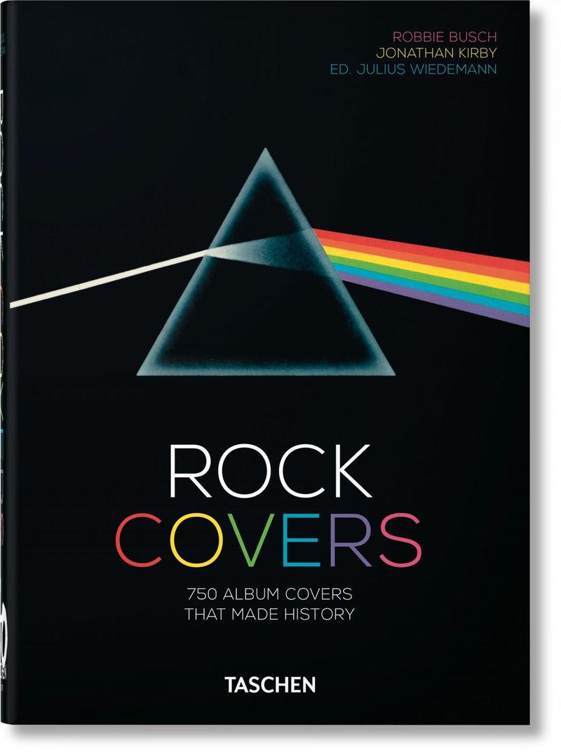 ROCK COVERS (40º ANIVERSARIO TASCHEN)