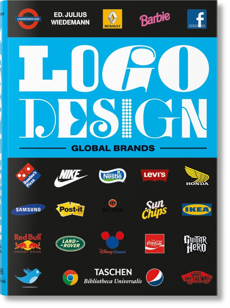 LOGO DESIGN - GLOBAL BRANDS