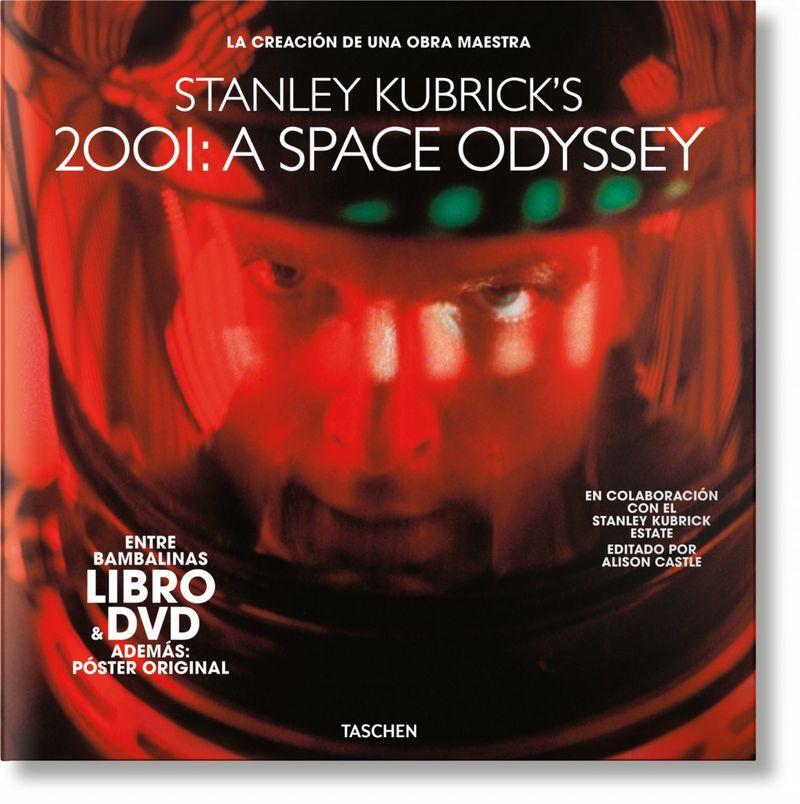 STANLEY KUBRICK - 2001: UNA ODISEA DEL ESPACIO (+DVD) (+POSTER)