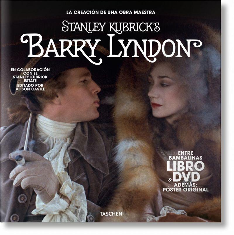 STANLEY KUBRICK - BARRY LYNDON (+DVD) (+POSTER)