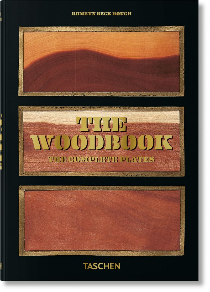 WOOD BOOK (GOLD ED)