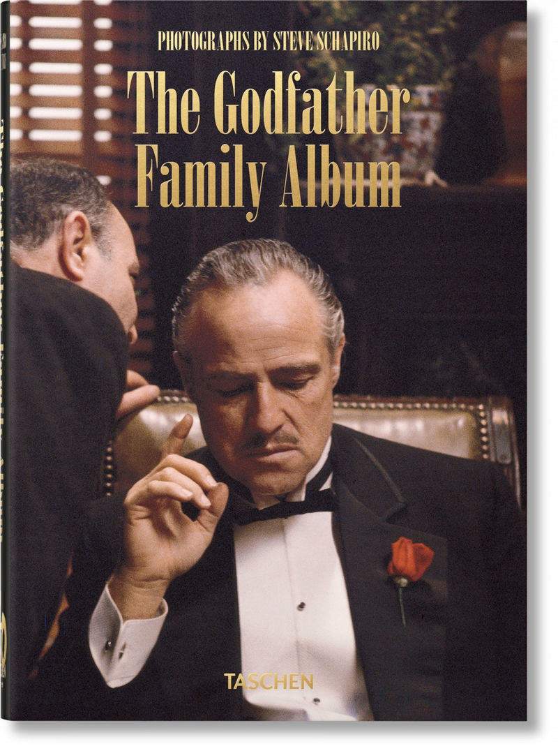 STEVE SCHAPIRO - THE GODFATHER FAMILY ALBUM (40TH ANNIVERSARY ED. )