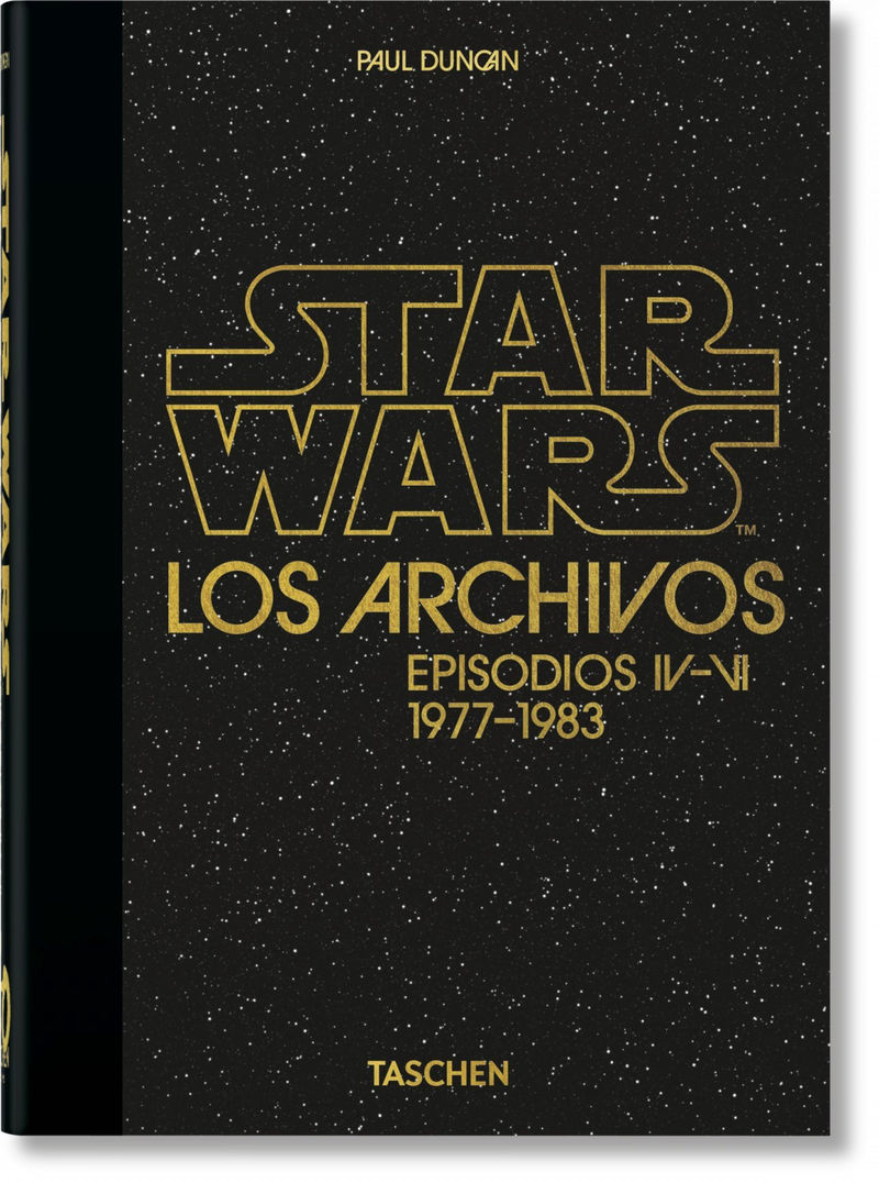 ARCHIVOS DE STAR WARS, LOS (1977-1983) (40TH ANNIVERSARY EDITION)