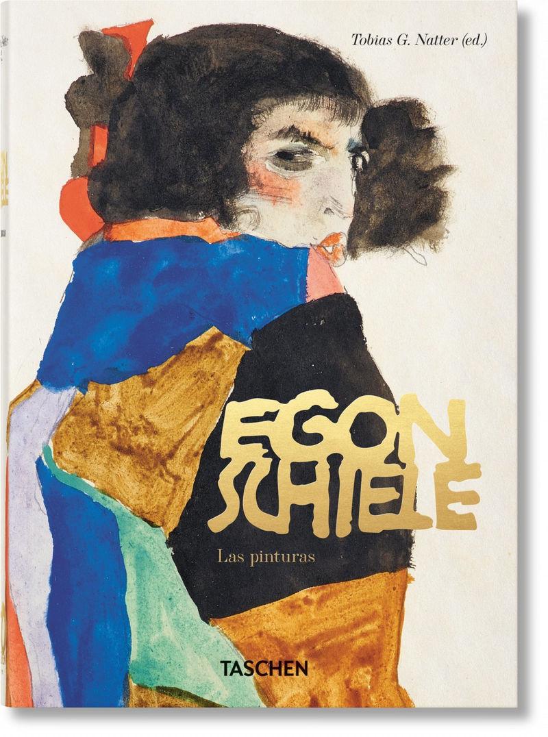 EGON SCHIELE - LAS PINTURAS (40TH ANNIVERSARY EDITION)