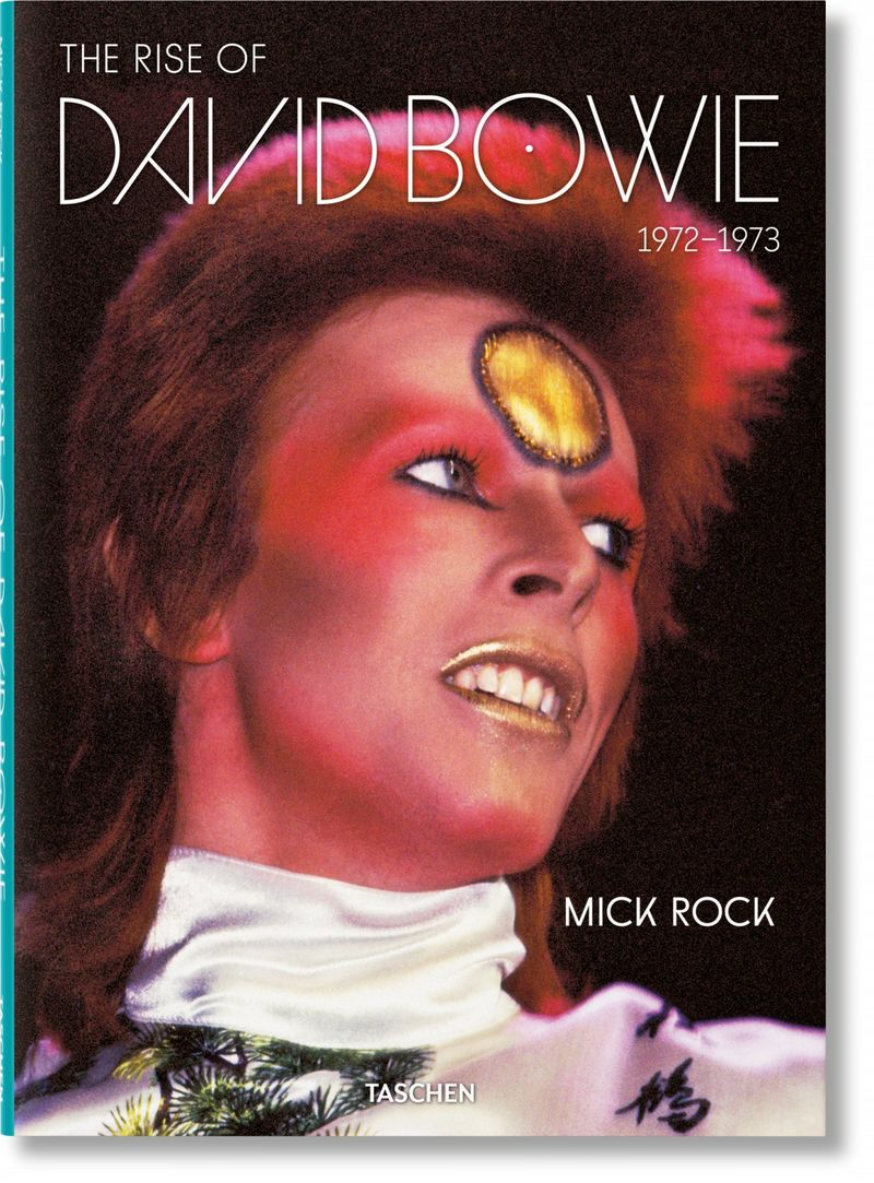 MICK ROCK - THE RISE OF DAVID BOWIE (1972-1973)