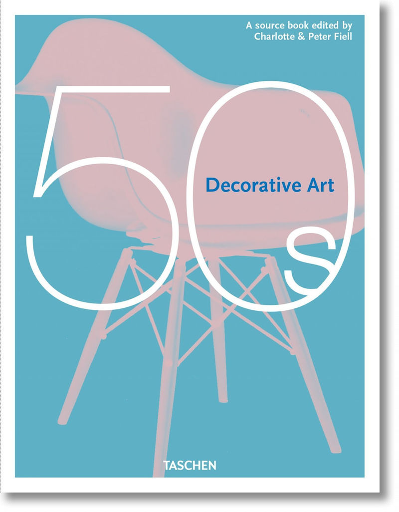 (2 ED) DECORATIVE ART 1950S