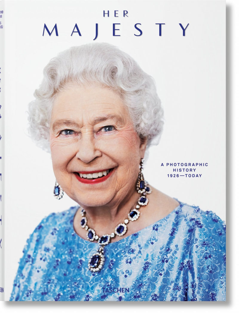 HER MAJESTY - A PHOTOGRAPHIC HISTORY 1926-TODAY