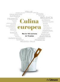 culina europea - mas de 100 cocineros de 15 paises - Aa. Vv.