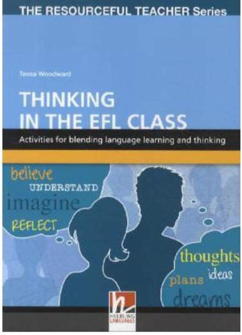 THINKING IN THE EFL CLASS (+CD-ROM) (RTS)