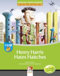 HYR BIG BOOK (D) HENRY HARRIS HATES. ..
