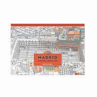 Madrid - Un Paseo Por El Corazon De La Ciudad - Aa. Vv.