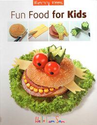 FUN FOOD FOR KIDS = COMIDA DIVERTIDA PARA NIÑOS