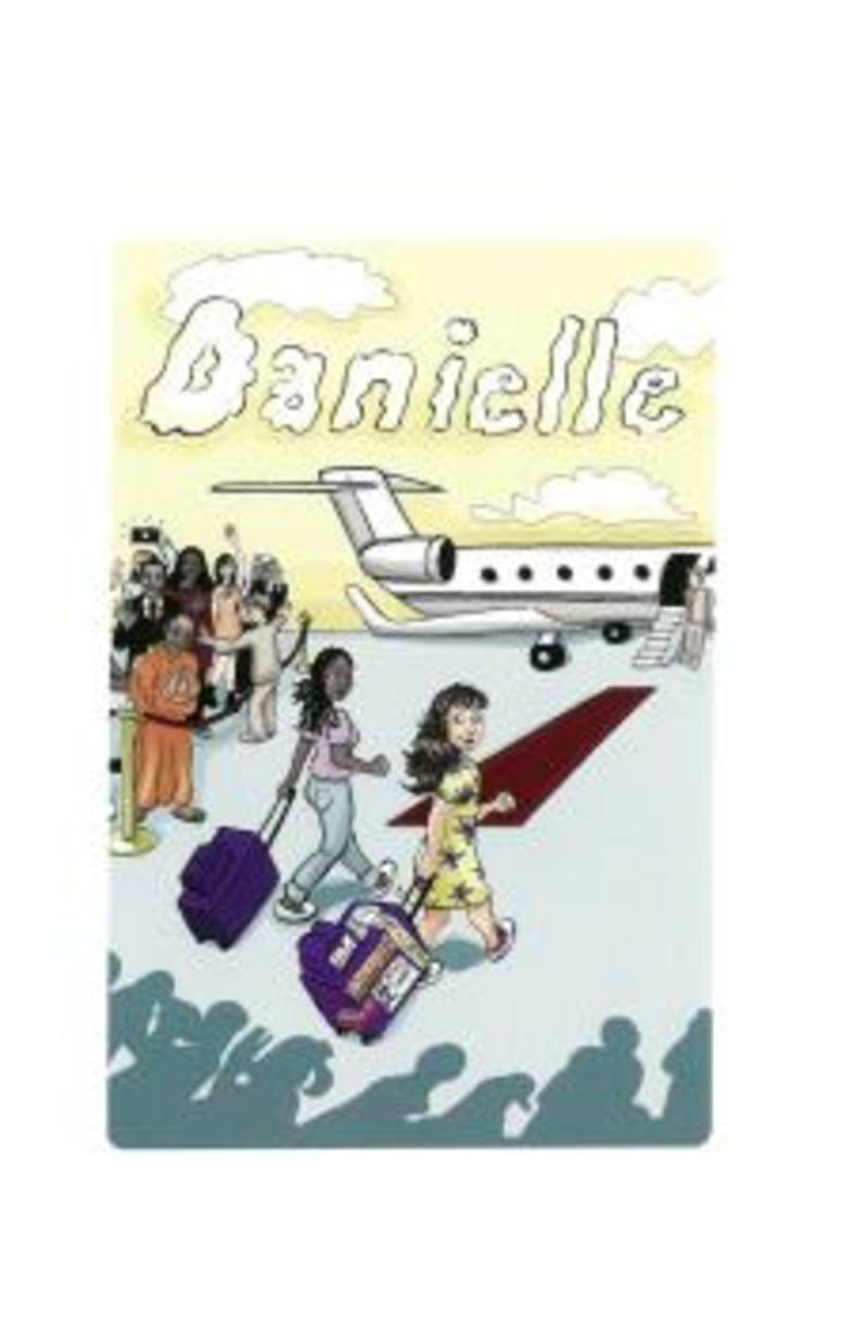 (ESTUCHE) DANIELLE - CRONICAS DE UNA SUPERHEROINA / COMO TU PUEDES SER COMO DANIELLE