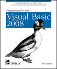 Programacion Con Visual Basic 2008 - Tim Patrick