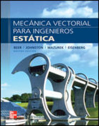 Estatica - Mecanica Vectorial Para Ingenieros (9ª Ed. ) - Ferdinand Beer