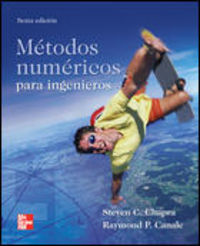 Metodos Numericos Para Ingenieros (6ª Ed. ) - Steven C. Chapra