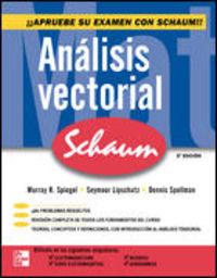 ANALISIS VECTORIAL (2 ED)