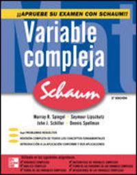 VARIABLE COMPLEJA (2 ED)