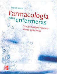 FARMACOLOGIA PARA ENFERMERAS (2 ED)