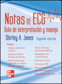 (2 ED) NOTAS DE ECG - GUIA DE INTERPRETACION Y MANEJO