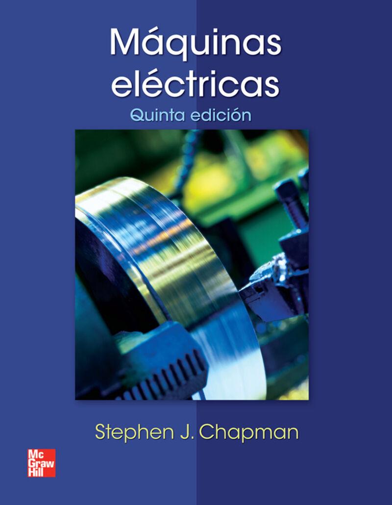 (5 ED) MAQUINAS ELECTRICAS
