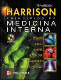(18ª Ed. )  (2 Vols. )  Harrison - Principios De Medicina Interna - Anthony Fauci