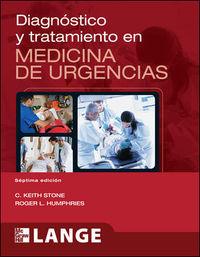 (7 ED) DIAGNOSTICO Y TRATAMIENTO EN MEDICINA DE URGENCIAS