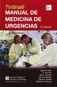 (7 ED) MANUAL DE MEDICINA DE URGENCIAS