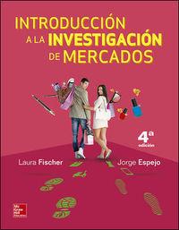 (4 ED) INTRODUCCION A LA INVESTIGACION DE MERCADOS
