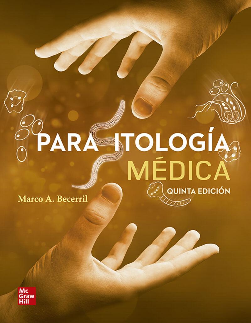 (5 ED) PARASITOLOGIA MEDICA