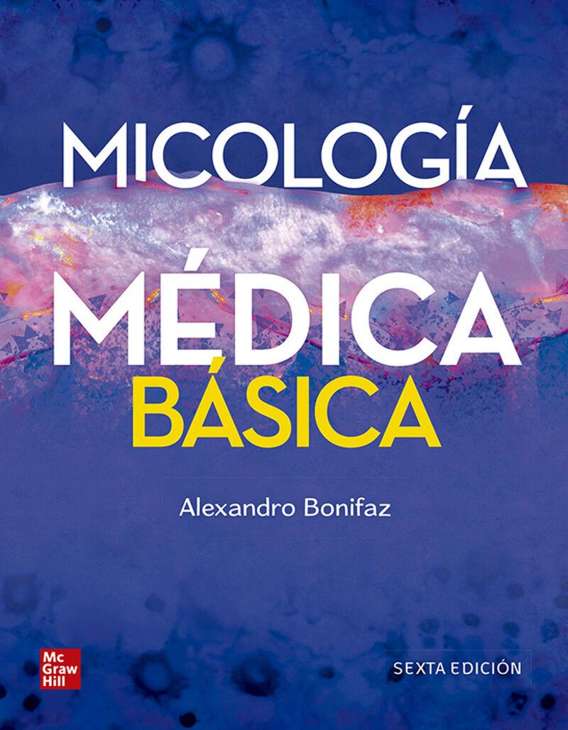 (6 ED) MICOLOGIA MEDICA BASICA